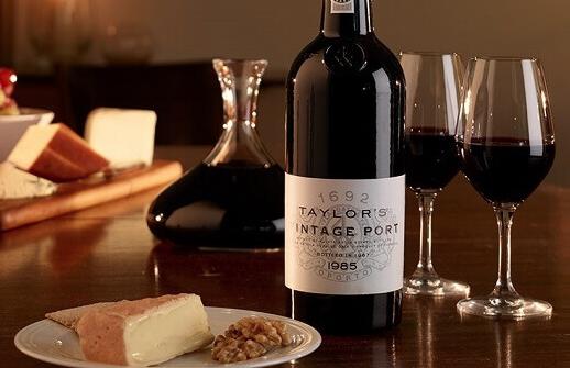 Taylor Fladgate Port Wine since 1692