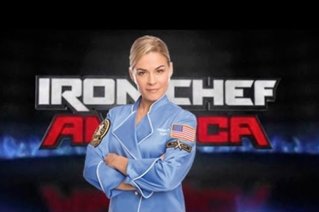 Iron Chef America Cat Cora