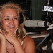 Susanne On the air, 1050 CHUM