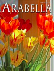 Arabella Magazine Cover Spring 2009