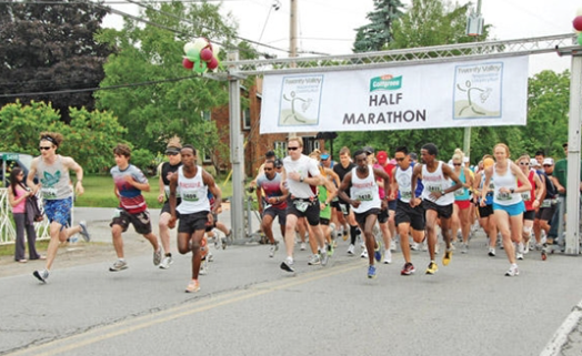 Twenty Valley Niagara Country Run