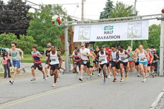 Twenty Valley Niagara Country Run