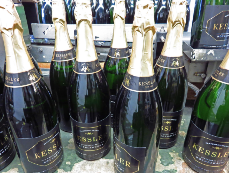 Kessler Sekt - Germany's oldest sparkling wine producer