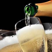 Champagne, Prosecco, Sekt, Cava and Sparkling wine.