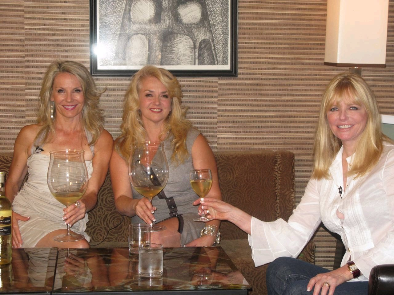 Talking Wine With The Stars, Cheryl Tiegs