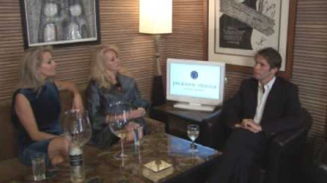 Jasper Graham with The Wine Ladies, Talking Wine With The Stars