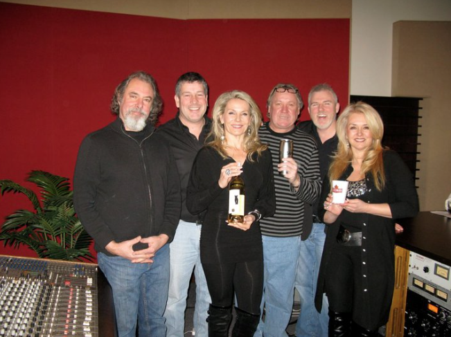 Ian Bowie, Sam Reid, Bill Perrie, Dave Lawler and The Wine Ladies, Glass Tiger.