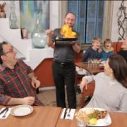 Tony Pethakas of Mezes Restaurant
