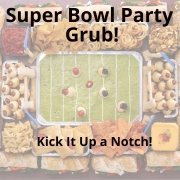 Super Bowl Party Stadium