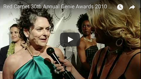 Red Carpet 30th Annual Genie Awards 2010 The Wine Ladies TV