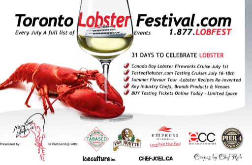 31 Days to Celebrate Lobste