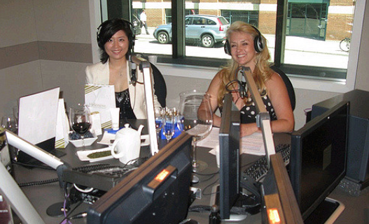 In Beauty Med Spa CP24 Radio with guest Kate Lee.