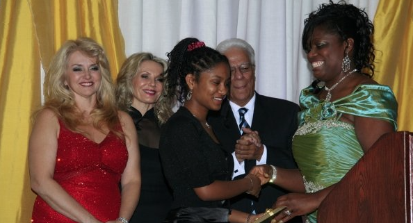 The inaugural Dancing With A Vision Gala
