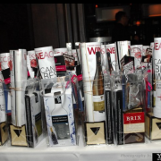 The Wine Ladies Wine Tasting Dinner for the Heart and Stroke Foundation of Ontario., Gift Bags.