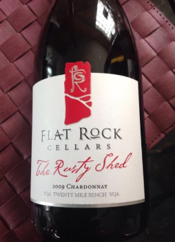 The Rusty Shed Chardonnay 2009