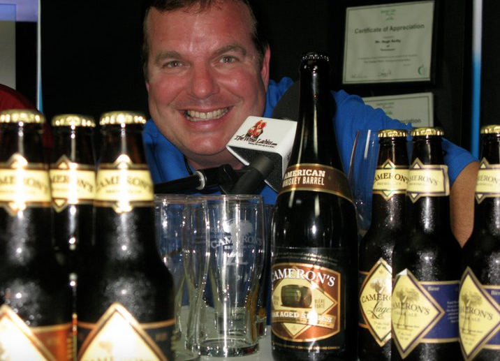 Bill Coleman of Cameron's Brewing Company