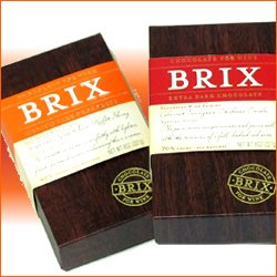 Brix Chocolates - The Wine Ladies