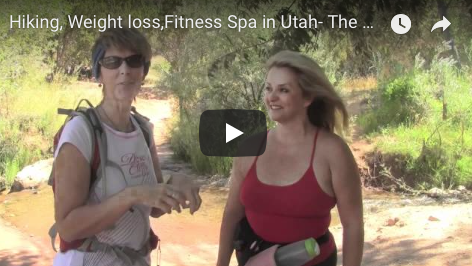 Desert Cliffs Hiking Spa - Hiking,Weight loss,Fitness Spa in Utah - The Wine Ladies Part 1