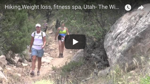 Desert Cliffs Hiking Spa - Hiking,Weight loss,Fitness Spa in Utah - The Wine Ladies Part 2