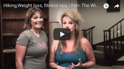 Desert Cliffs Hiking Spa - Hiking,Weight loss,Fitness Spa in Utah - The Wine Ladies Part 3