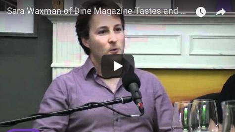 Sara and Adam Waxman, Dine Magazine, The Wine Ladies TV.