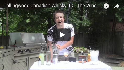 JD creates 3 delicious cocktails to enjoy
