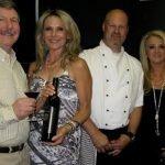 Chief Winemaker Wolf Blass and Executive Chef David Wilson