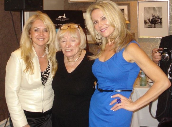 The Wine ladies with Margrit Monday, Modus Restaurant, Toronto