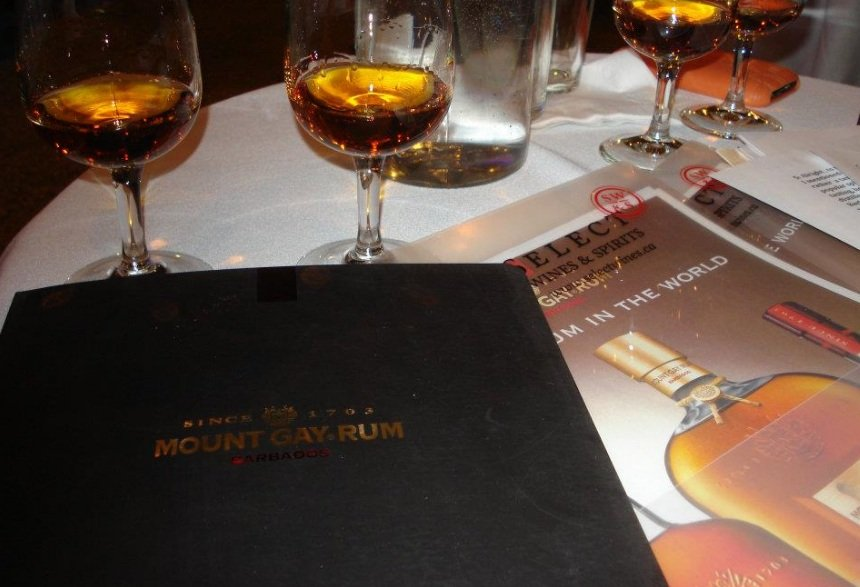 Mount Gay Extra Old and 1703 Old Cask Selection