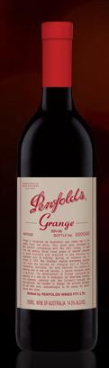 Iconic Penfolds Grange