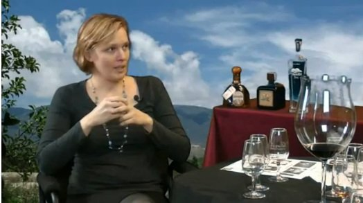 Anna Kozina, founder Tequila and More Show.