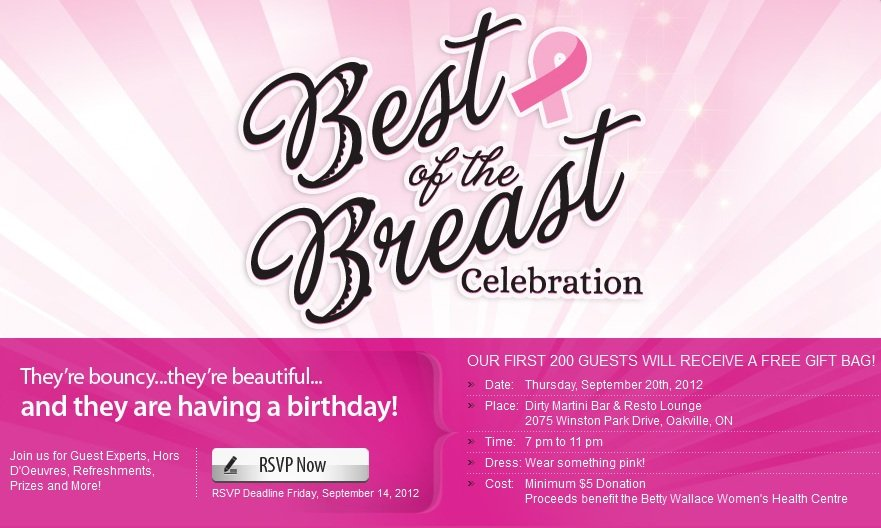 Best of the Breast Celebration