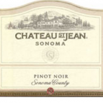 Chateau St. Jean Sonoma County Pinot Noir