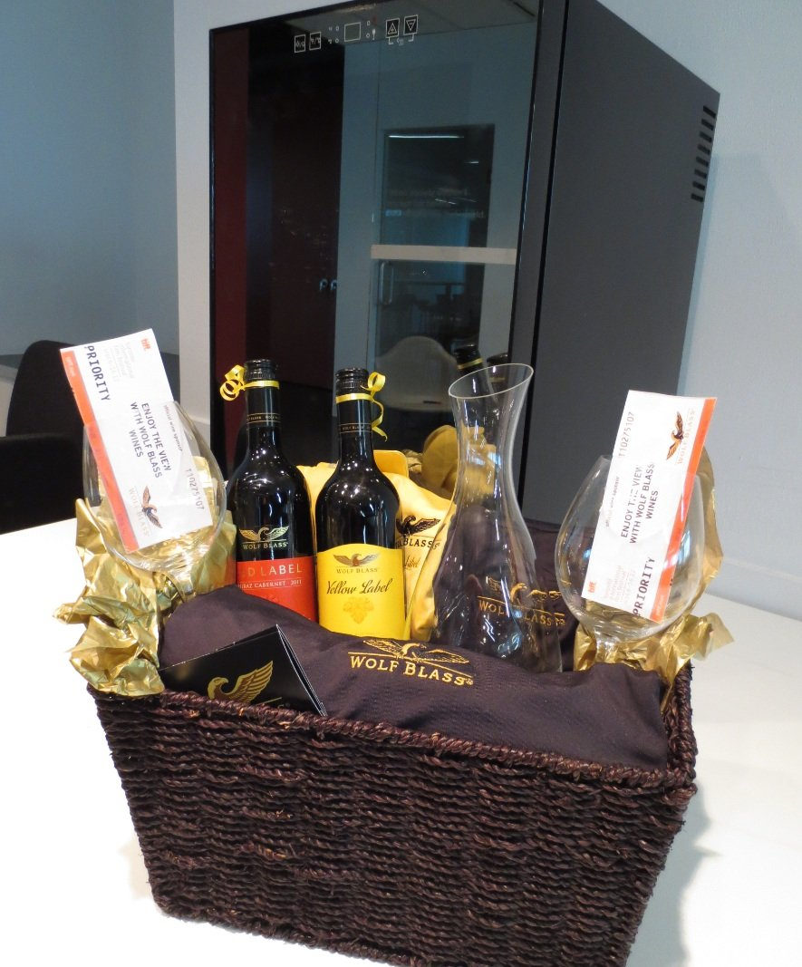 Wolf Blass Wines. Grand Prize Value $1000.00