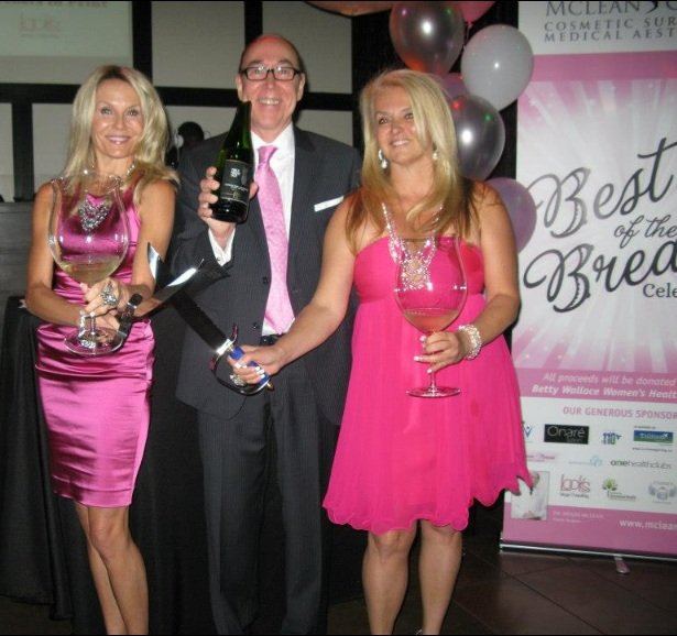 Best of the Breast Celebration with Dr. Mclean of Mclean Clinic.