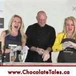 Chocolate Tales TV Show David Levy Truffle making.