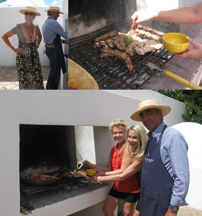 Say yes to Argentine Beef! With typical Argentine BBQ the asado!