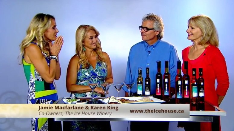 The Ice House Winery, Dome Productions, The Wine Ladies TV