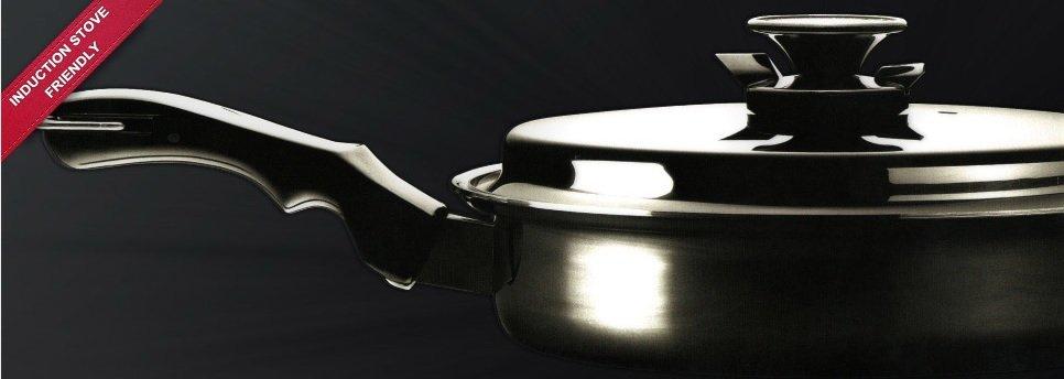 Belkraft 's Stainless Steel Vacumatic and Waterless Cookware