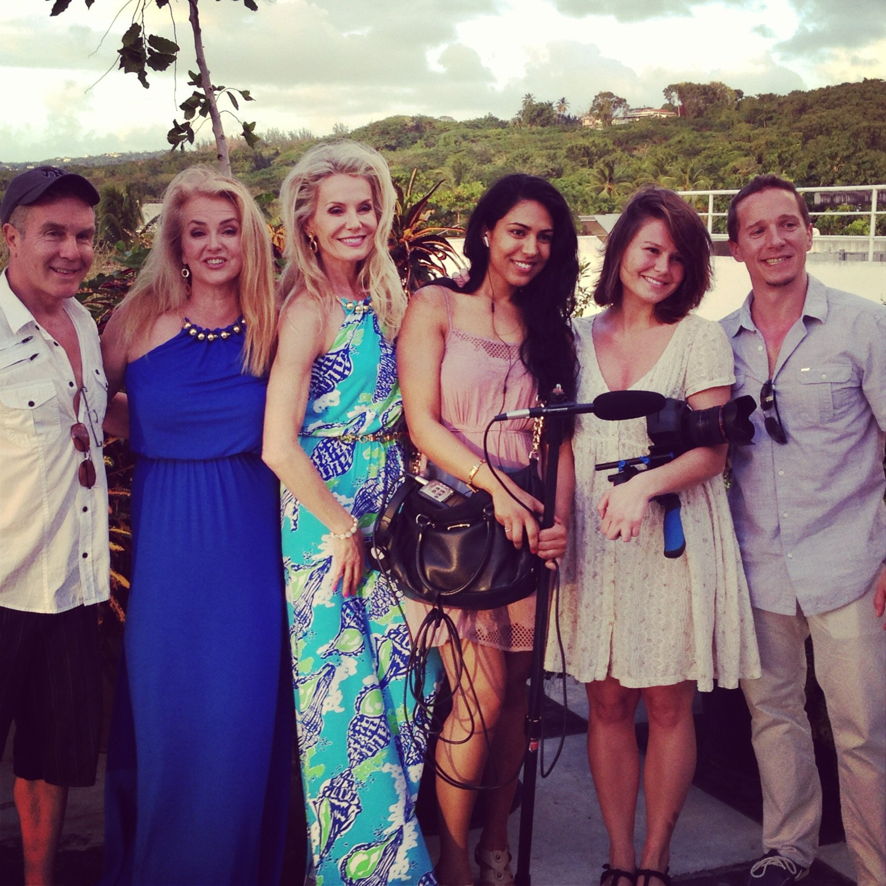 Barbados, The Wine Ladies TV, Thanks to the entire team!