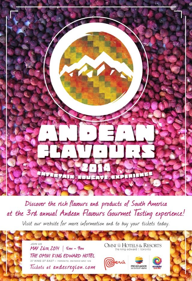 Andean Flavours