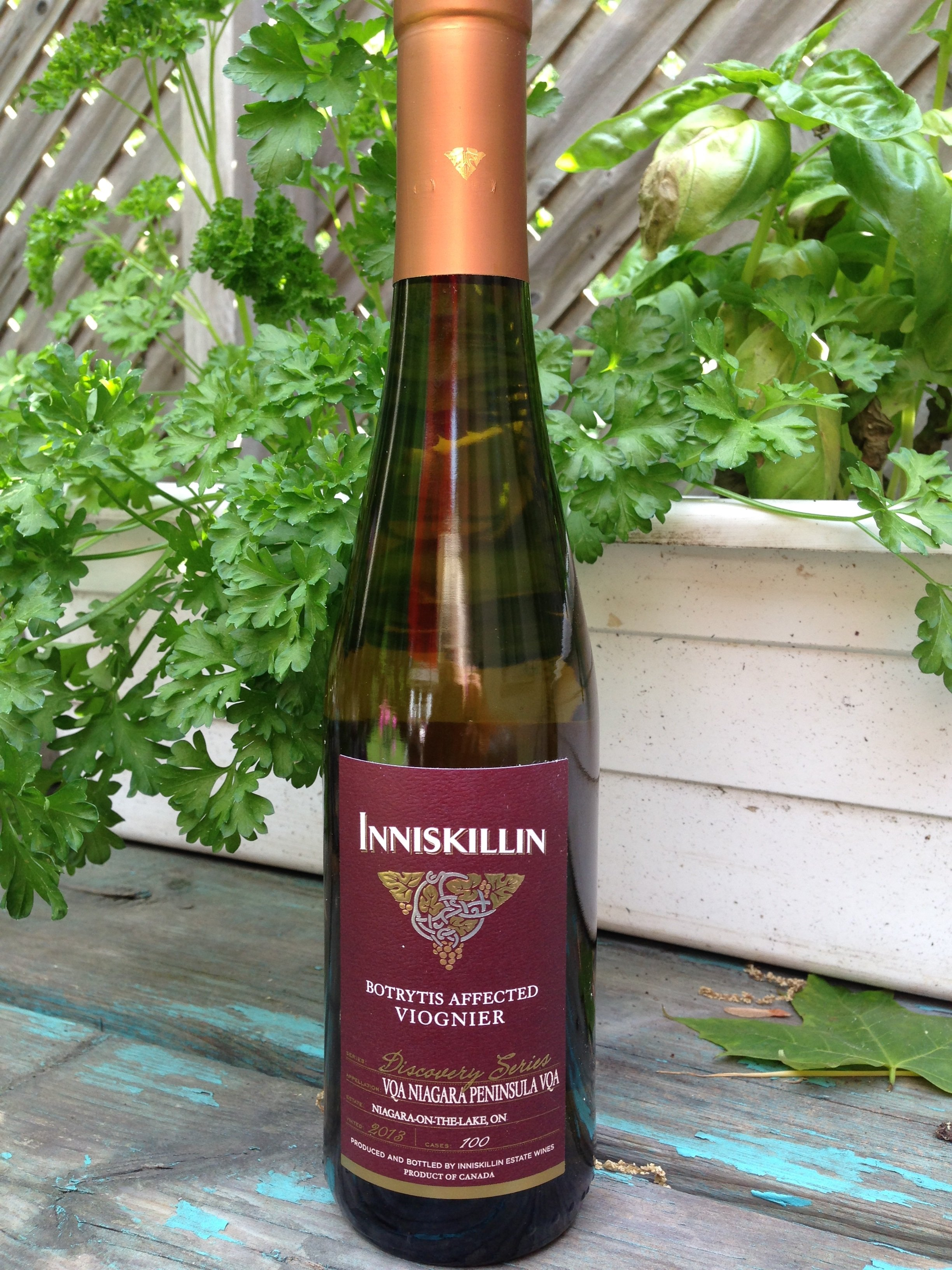 2013 Discovery Series Botrytis Affected Viognier