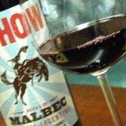 Rebel Wine 2012 The Show Malbec