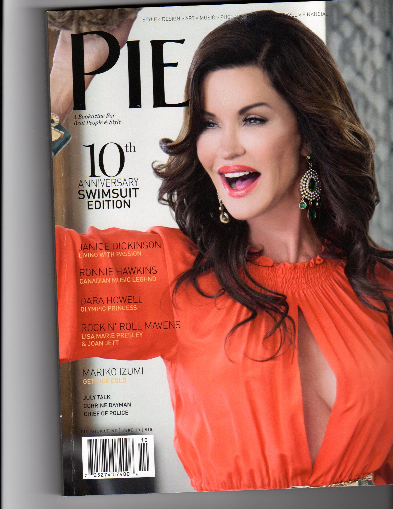PIE Magazine Cover