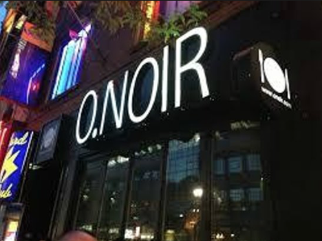 O'Noir located in the fabulous city of Montreal.