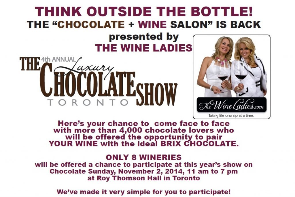 The Wine and Chocolate Salon