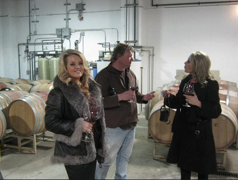 Locaboire Wine Tour of Prince Edward County Vineyards with The Wine Ladies at Rosehall Run