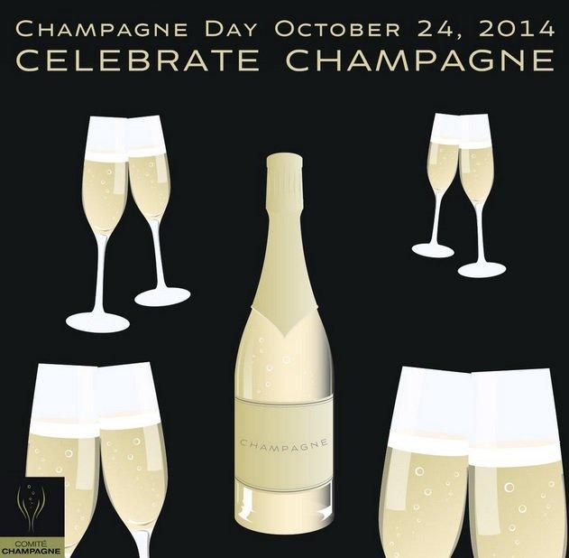 #ChampagneDay