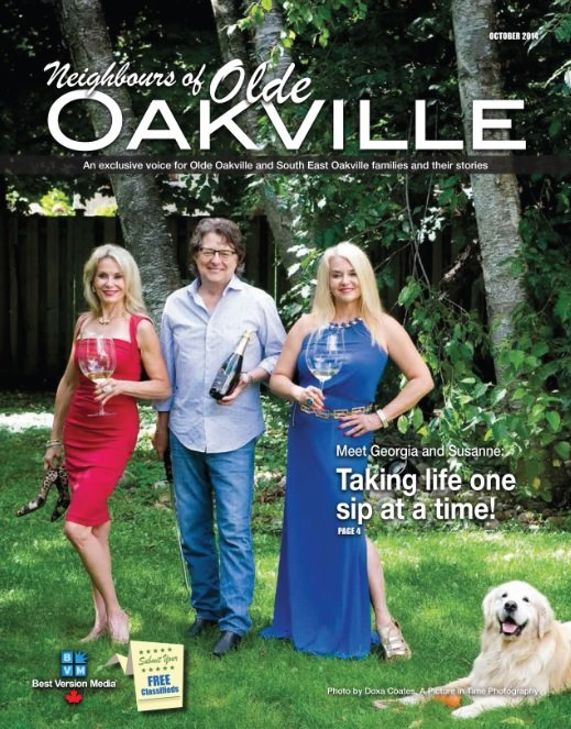 Neighbours of Olde Oakville