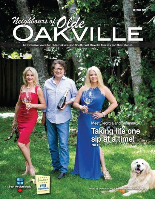 Neighbours of Olde Oakville